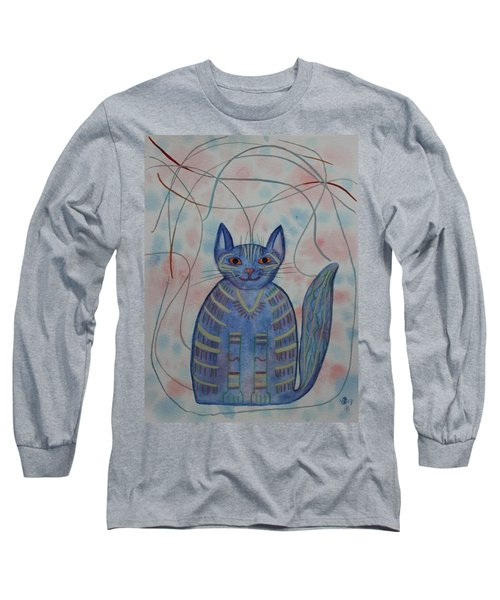Connection Cat  Long Sleeve T-Shirt