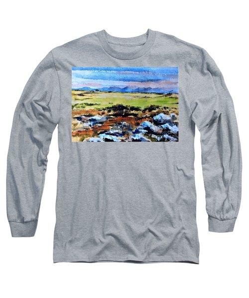 F  801  Connemara Golf, Ballyconneely, Galway Long Sleeve T-Shirt