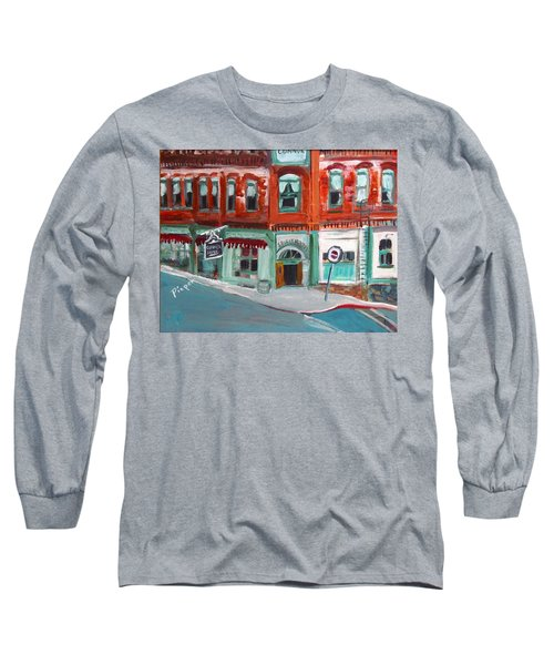 Connor Hotel In Jerome Long Sleeve T-Shirt