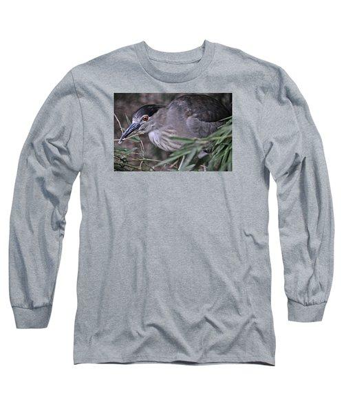 Constructing A Nest Long Sleeve T-Shirt