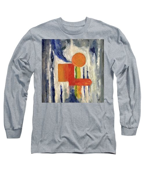 Construction Long Sleeve T-Shirt by Victoria Lakes
