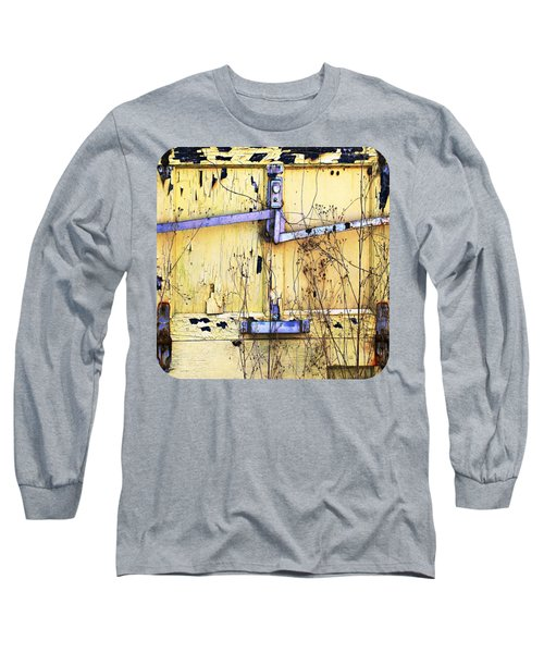 Contain Yourself Long Sleeve T-Shirt