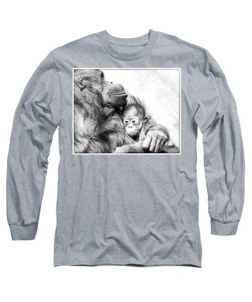 Contentment Long Sleeve T-Shirt