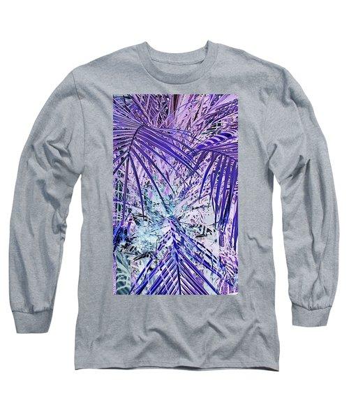Cool Jungle Vibe Long Sleeve T-Shirt