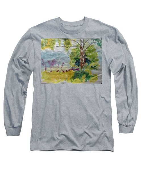 Cool Summer Clearing Long Sleeve T-Shirt