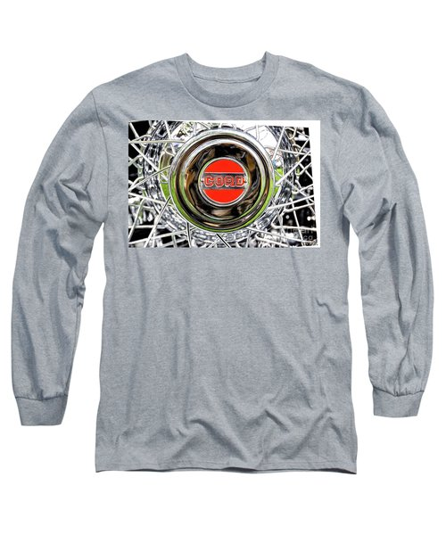 Cord Long Sleeve T-Shirt