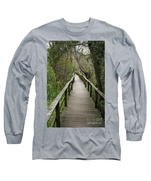 Corkscrew Boardwalk Long Sleeve T-Shirt