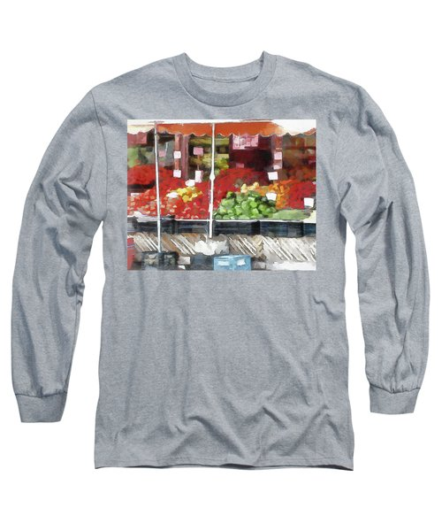 Corner Market Long Sleeve T-Shirt