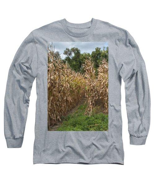 Cornstalks Long Sleeve T-Shirt