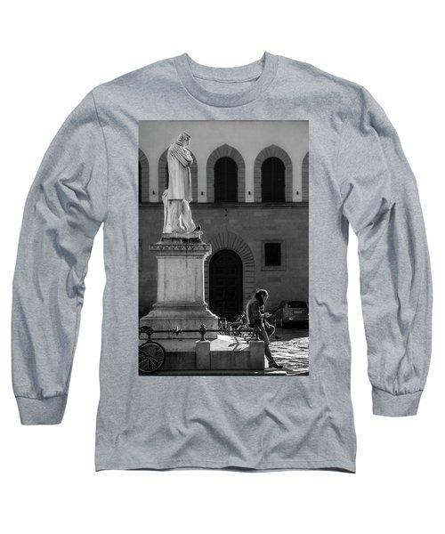 Cosimo Ridolfi Long Sleeve T-Shirt by Sonny Marcyan