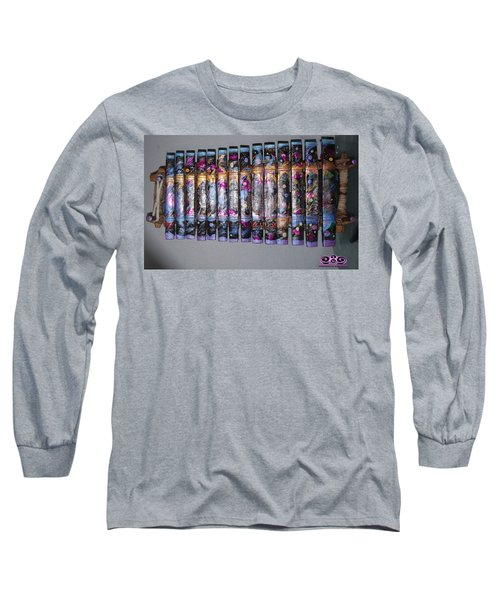Cosmic Music Long Sleeve T-Shirt