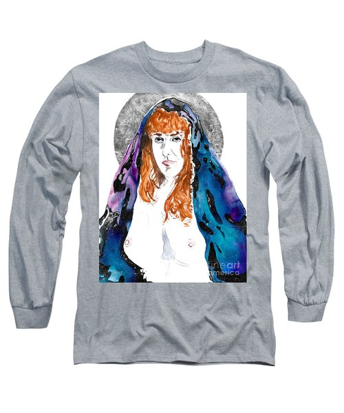 Cosmic Queen Sof The Universe  Long Sleeve T-Shirt