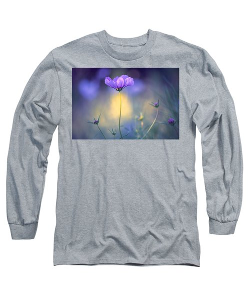 Cosmos Pose Long Sleeve T-Shirt