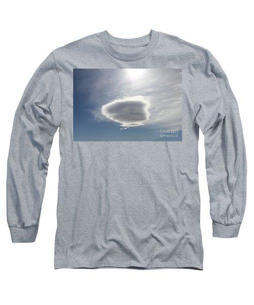 Cotton Baton Cloud Long Sleeve T-Shirt