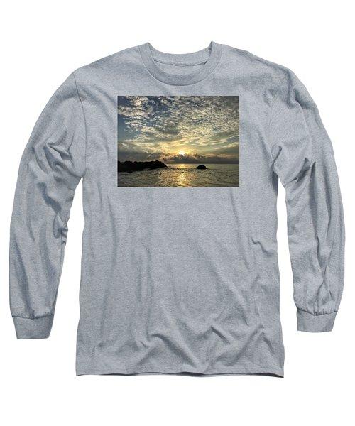 Cotton Clouds Long Sleeve T-Shirt