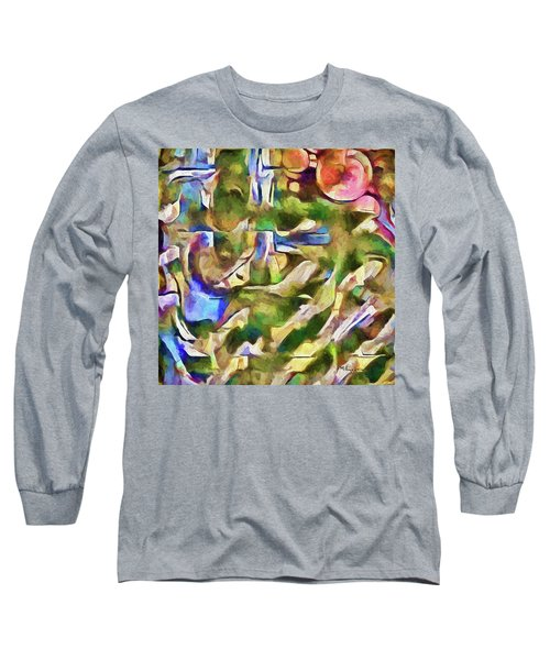 Could Cezanne Be Any Prouder Long Sleeve T-Shirt