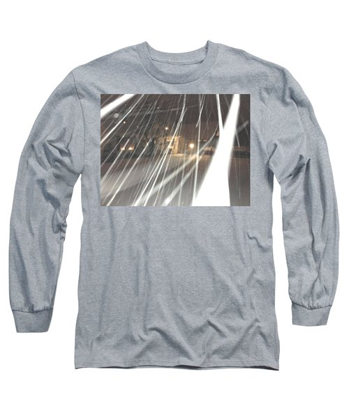 Coulter Snow  Long Sleeve T-Shirt