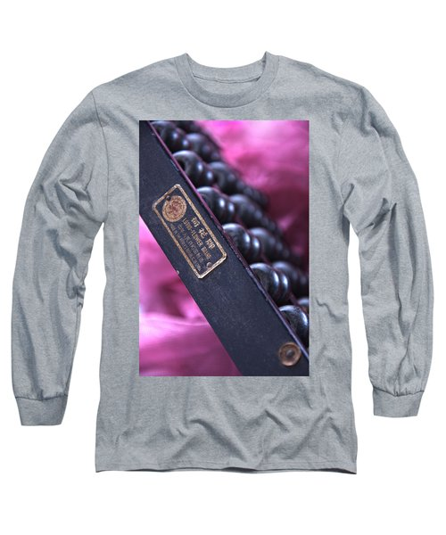 Countdown In Pink Long Sleeve T-Shirt