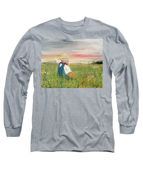 Country Dreams Long Sleeve T-Shirt