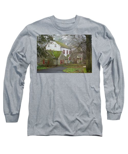 Country House Long Sleeve T-Shirt
