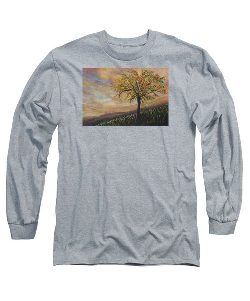 Country Morn Long Sleeve T-Shirt