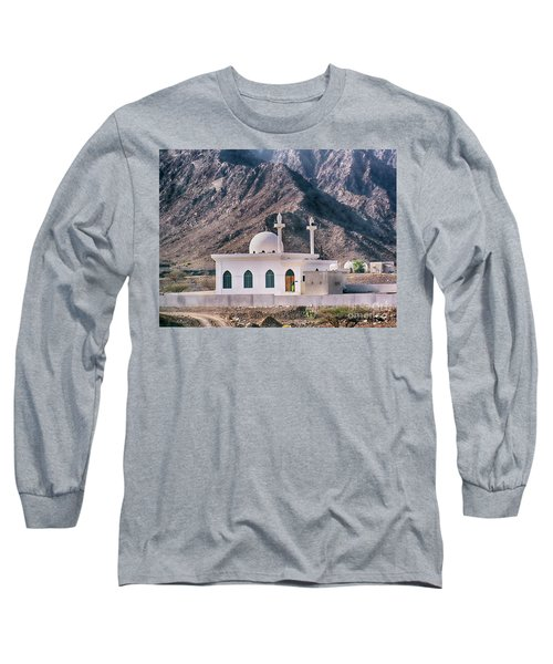 Country Mosque Long Sleeve T-Shirt