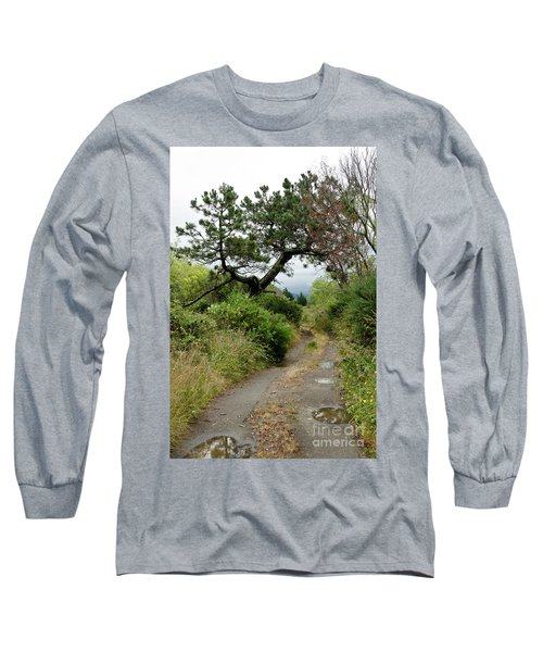 Country Road. New Zealand Long Sleeve T-Shirt