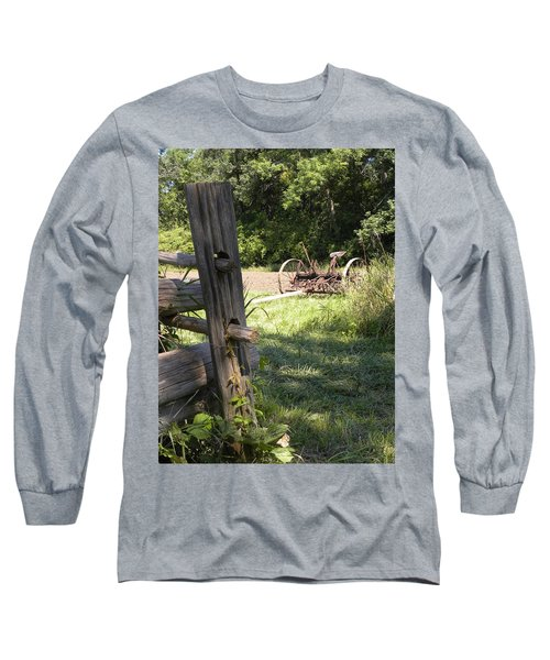 Country Work Long Sleeve T-Shirt