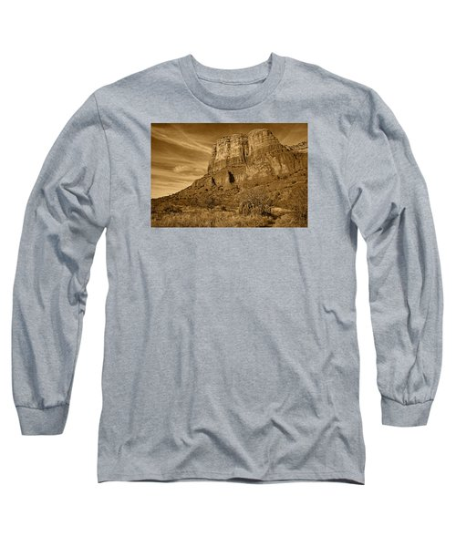 Courthouse Butte Tnt Long Sleeve T-Shirt