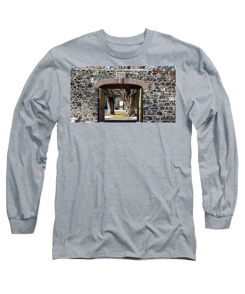 Cove Fort, Utah Long Sleeve T-Shirt by Cynthia Powell
