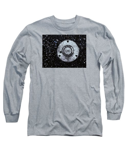 Cover Long Sleeve T-Shirt by John Rossman