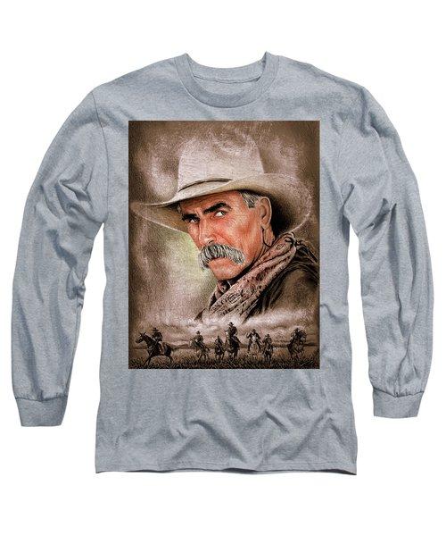 Cowboy Version 3 Long Sleeve T-Shirt