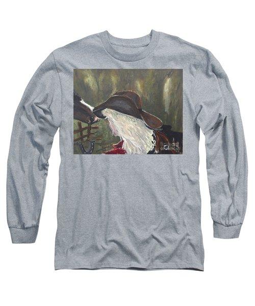 Cowgirl Long Sleeve T-Shirt
