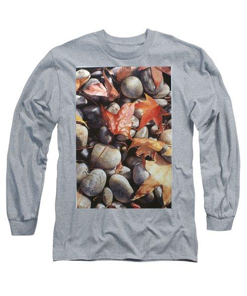 Cowper Street #1 Long Sleeve T-Shirt