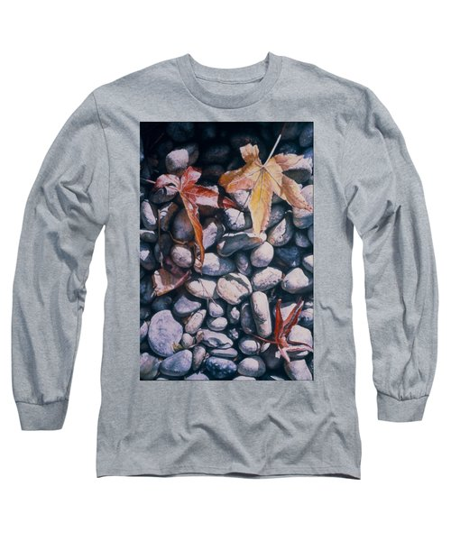 Cowper Street #3 Long Sleeve T-Shirt