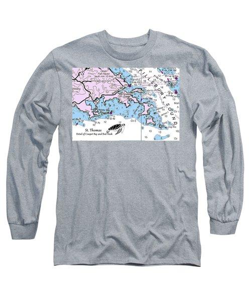 Cowpet Bay Long Sleeve T-Shirt