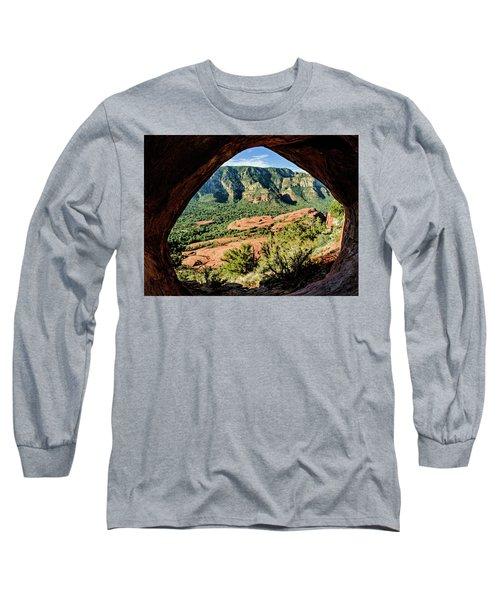 Cowpie 07-031p Long Sleeve T-Shirt by Scott McAllister