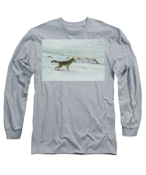 Coyote - 8962 Long Sleeve T-Shirt