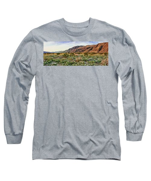 Coyote Canyon Sweet Light Long Sleeve T-Shirt