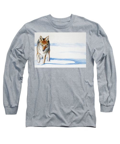 Coyote Trot Long Sleeve T-Shirt