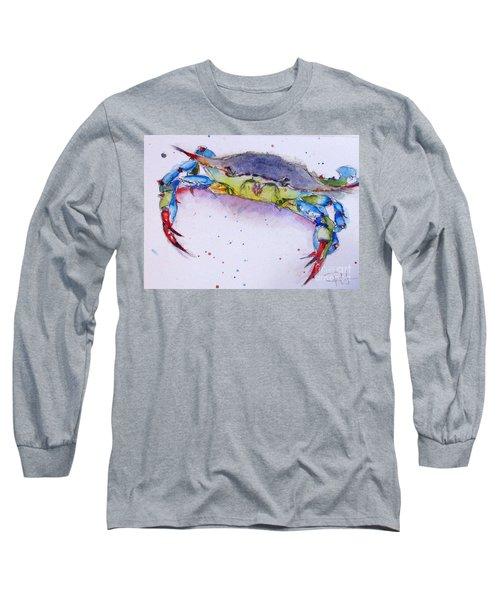 Crabby Long Sleeve T-Shirt
