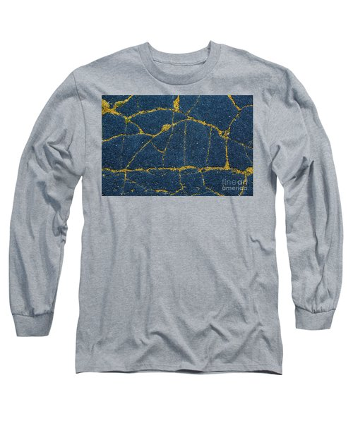 Cracked #5 Long Sleeve T-Shirt