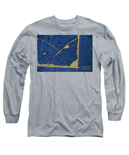 Cracked #8 Long Sleeve T-Shirt