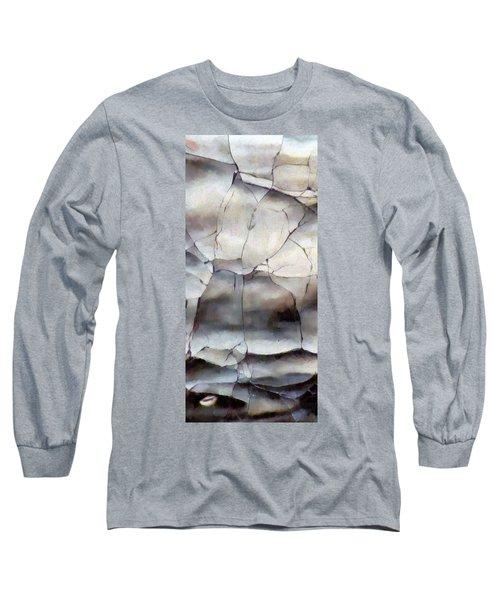 Crackle Long Sleeve T-Shirt