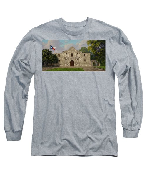 Cradle Of Texas Liberty Long Sleeve T-Shirt
