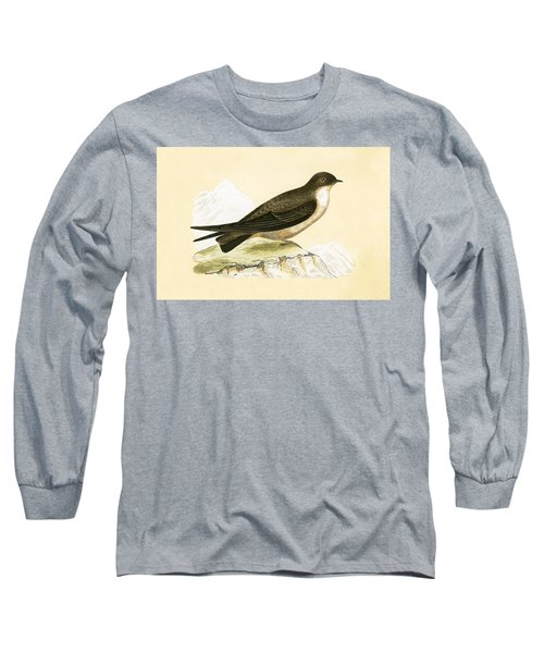Crag Swallow Long Sleeve T-Shirt by English School