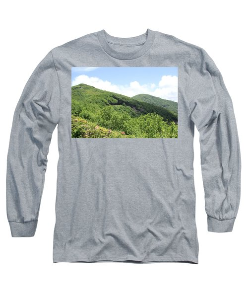 Craggy Gardens Long Sleeve T-Shirt
