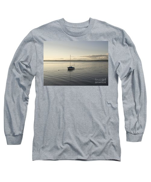 Cramond. Boat. Long Sleeve T-Shirt