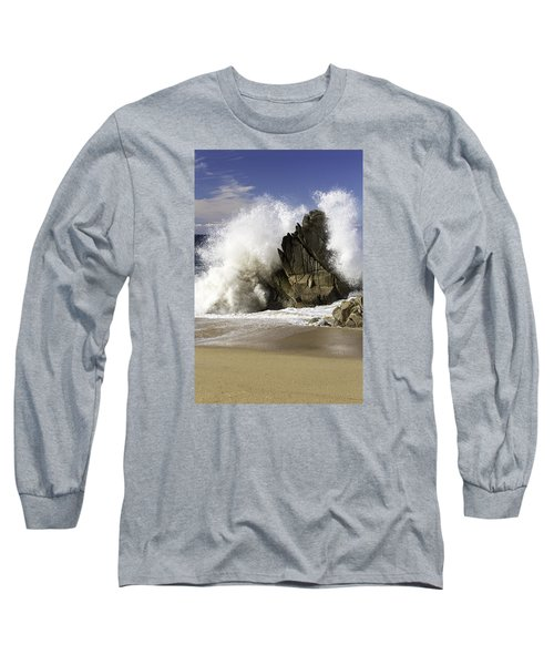 Crashing Long Sleeve T-Shirt