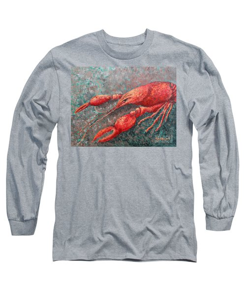 Crawfish Long Sleeve T-Shirt